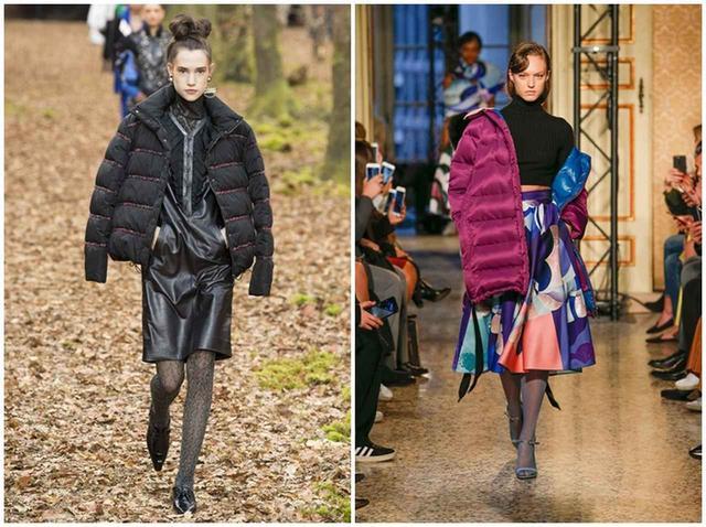 画像: 写真左:Chanel、右:Emilio Pucci