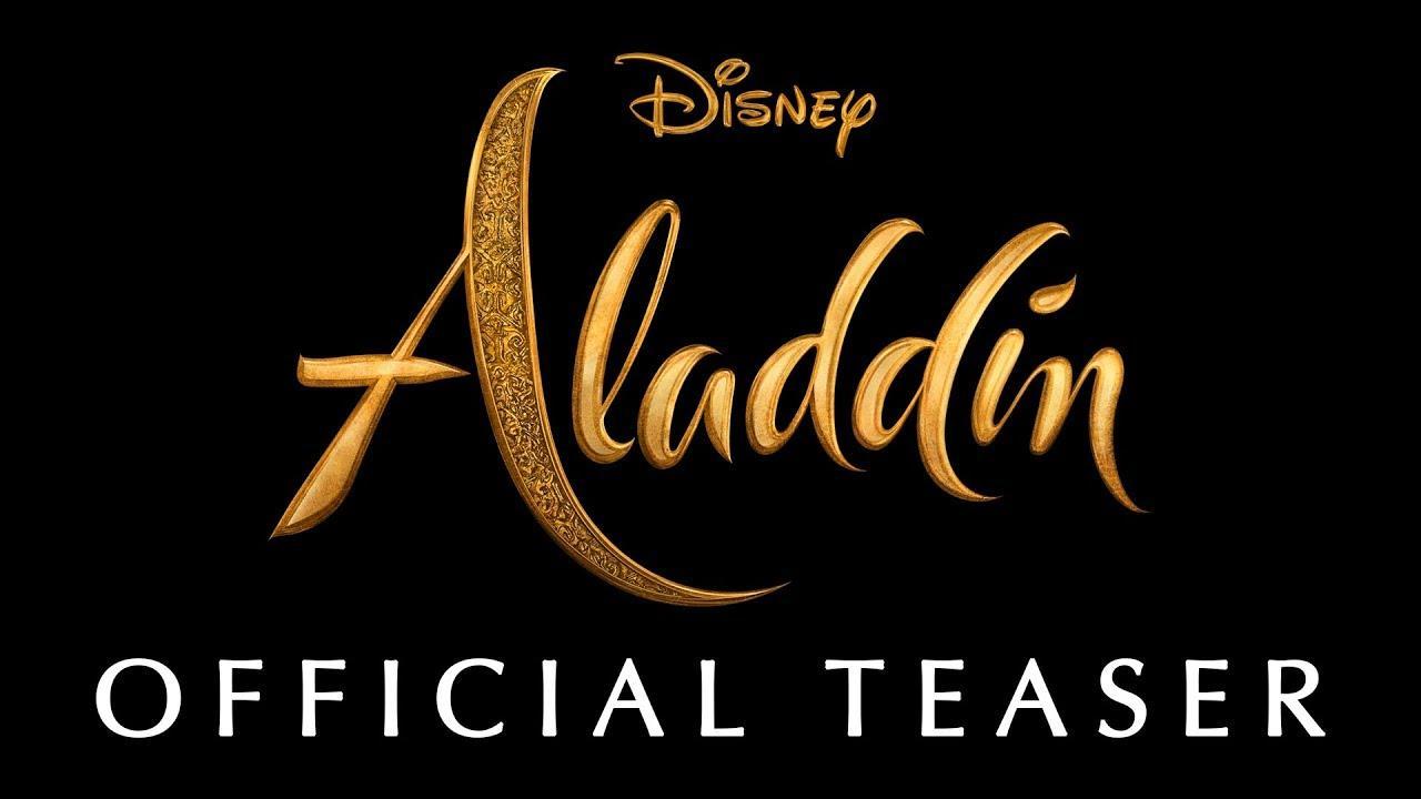 画像: Disney's Aladdin Teaser Trailer - In Theaters May 24th, 2019 www.youtube.com