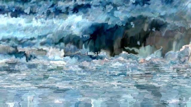 画像: Ariana Grande - imagine (lyric video) www.youtube.com