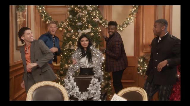 画像: Rockin' Around The Christmas Tree - Pentatonix (From Pentatonix: A Not So Silent Night) www.youtube.com