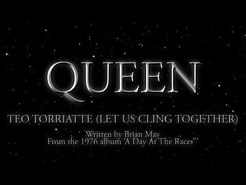 画像: Queen - Teo Torriatte (Let Us Cling Together) - (Official Lyric Video) www.youtube.com