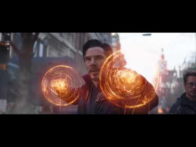 画像: Iron Man Suit up scene Avengers Infinity War 2018 720p HD www.youtube.com
