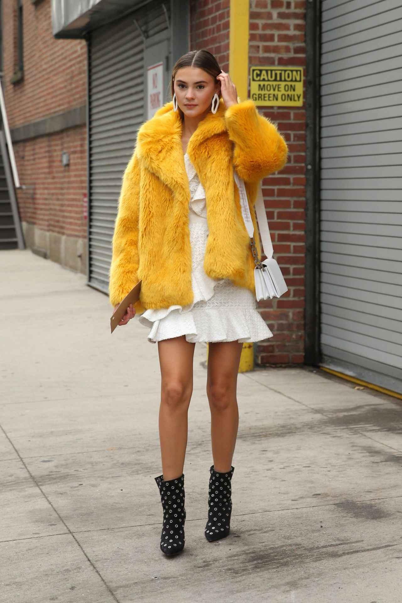 画像: 人気上昇中のモデルのステファニー・ギージンガー