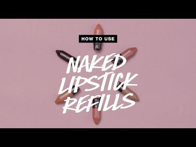 画像: How to Use #21 リップスティックの使い方|LUSH ラッシュ youtu.be