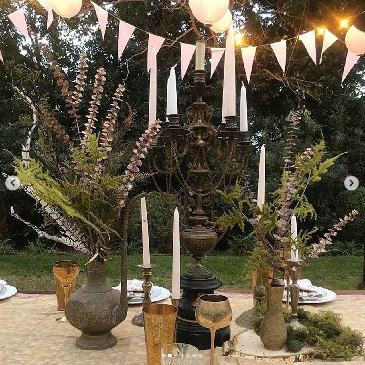 画像2: ヴァネッサ・ハジェンズの誕生会がまるで『ロード・オブ・ザ・リング』の世界