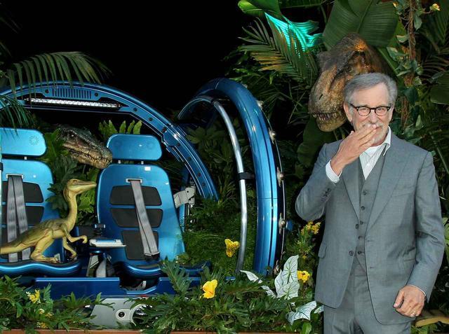 画像: 第2位 スティーブン・スピルバーグ(映画監督)、約4,100億円