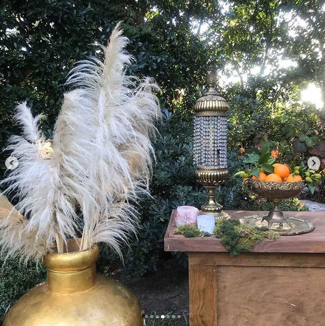 画像4: ヴァネッサ・ハジェンズの誕生会がまるで『ロード・オブ・ザ・リング』の世界