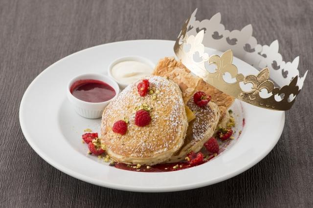 画像1: NY発のサラべス、欧米伝統菓子をアレンジしたパンケーキ登場