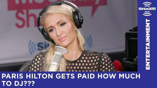 画像: How much money does Paris Hilton make as a DJ? www.youtube.com