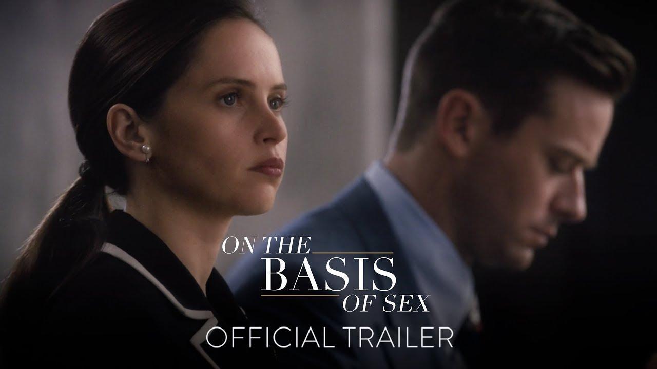 画像: ON THE BASIS OF SEX - Official Trailer [HD] - In Theaters This Christmas www.youtube.com