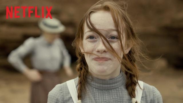 画像: 『アンという名の少女』シーズン2 予告編 - Netflix [HD] www.youtube.com