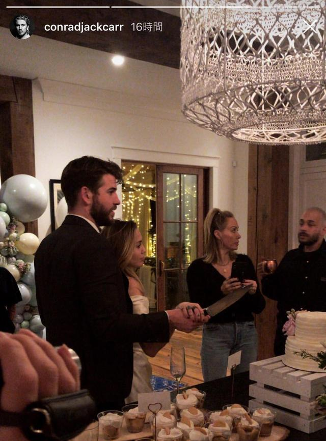 画像3: マイリー・サイラスとリアム・ヘムズワースが結婚か【写真アリ】