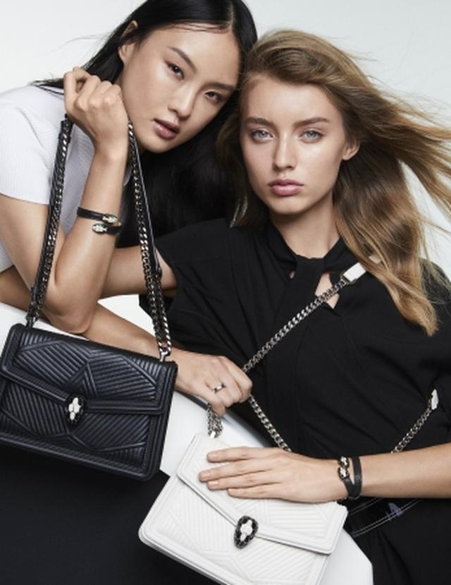 画像1: ブルガリより、クラシックシンプルなデザインのバッグが登場