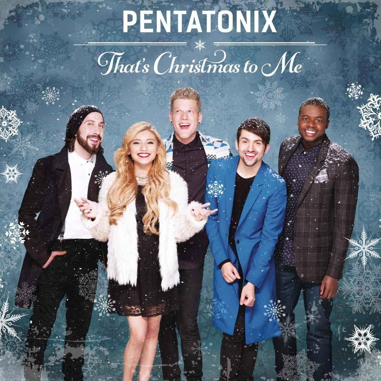 画像1: ペンタトニックスから「極上のクリスマスアルバム」が到着!これが『世界一』のアカペラ編曲