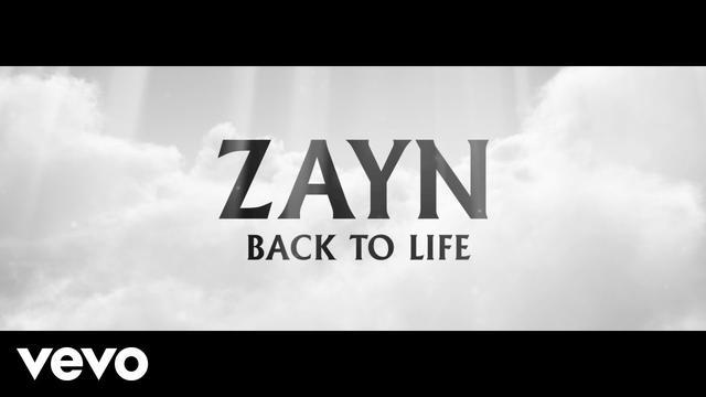 画像: ZAYN - Back To Life (Audio) youtu.be