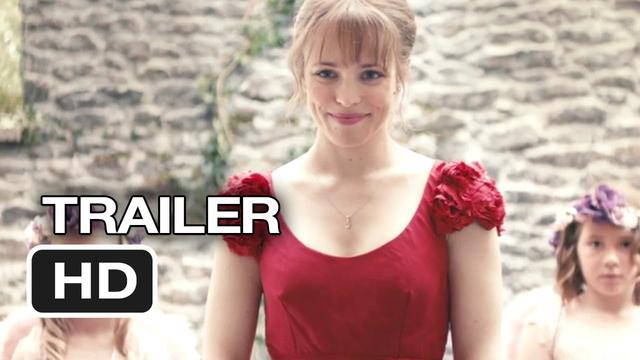 画像: About Time Official Trailer #1 (2013) - Rachel McAdams Movie HD youtu.be