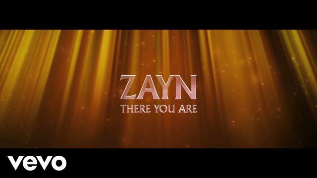 画像: ZAYN - There You Are (Lyric Video) youtu.be