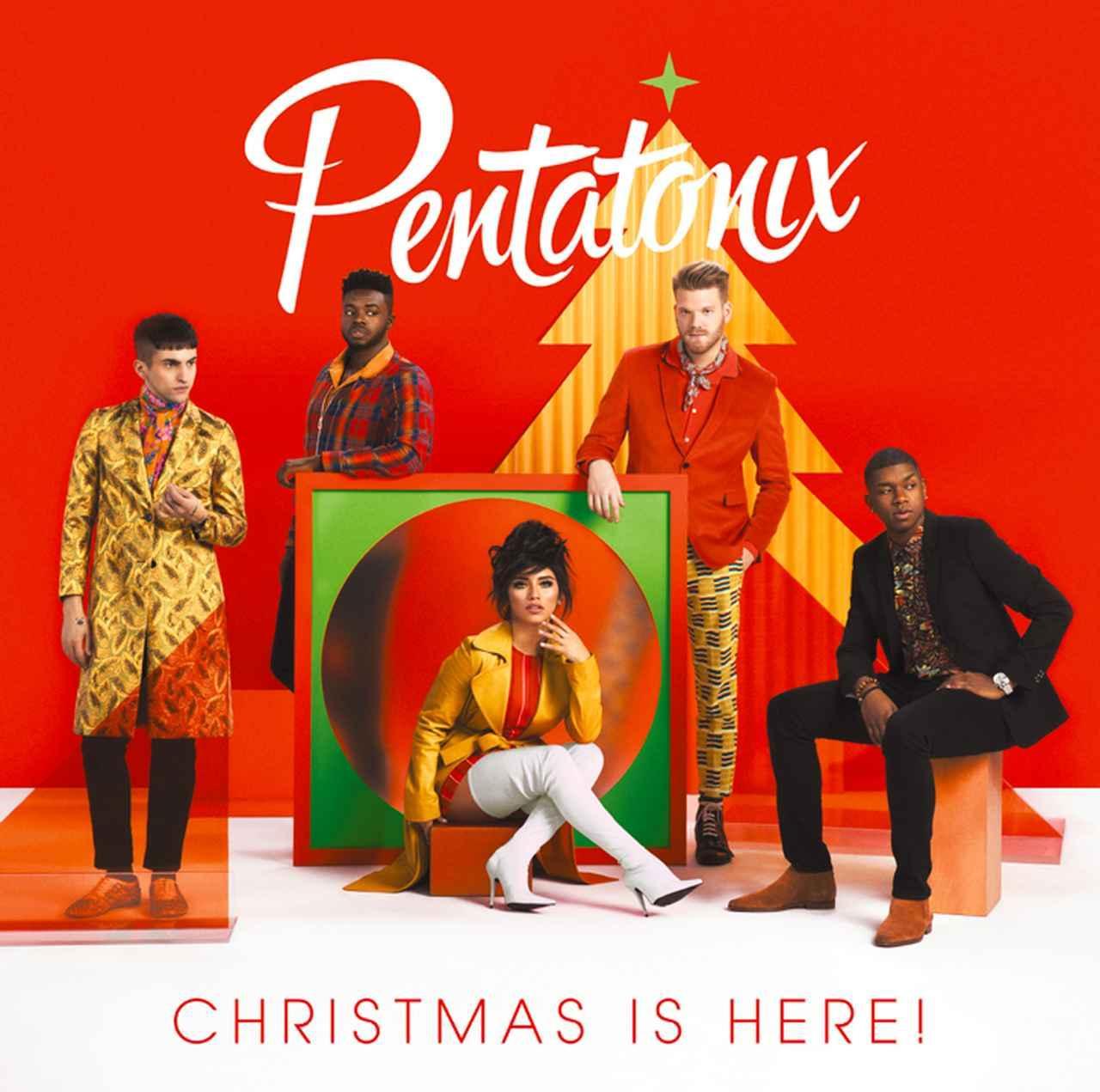 画像3: ペンタトニックスから「極上のクリスマスアルバム」が到着!これが『世界一』のアカペラ編曲