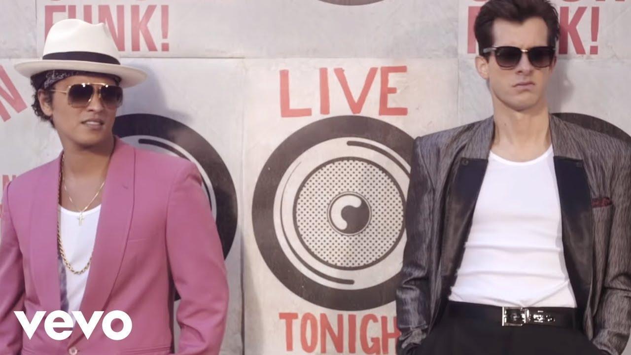 画像: Mark Ronson - Uptown Funk ft. Bruno Mars (Official Video) youtu.be