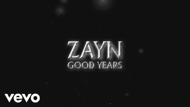 画像: ZAYN - Good Years (Audio) youtu.be