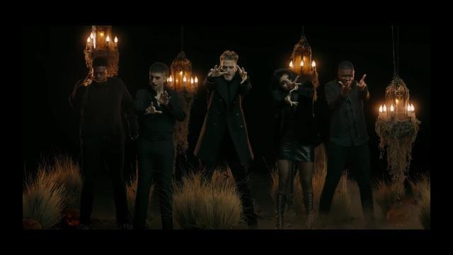 画像: [OFFICIAL VIDEO] Making Christmas (from 'The Nightmare Before Christmas') - Pentatonix youtu.be