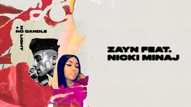 画像: ZAYN - No Candle No Light (Lyric Video) feat. Nicki Minaj youtu.be