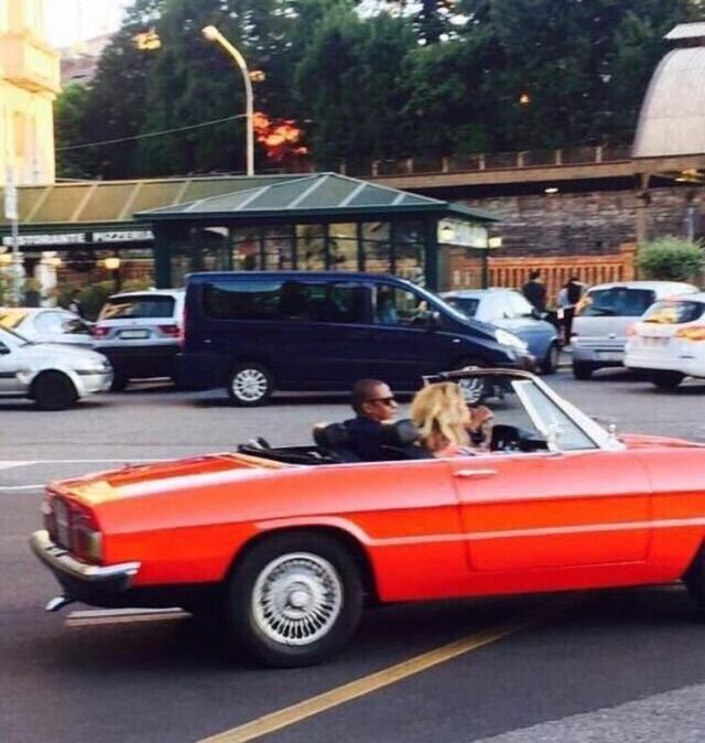 画像3: ジェイ・Z&ビヨンセご自慢の名車アルファロメオ スパイダー!