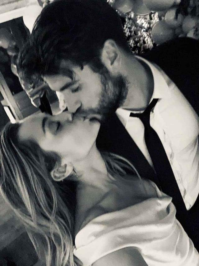 画像: Twitter/Miley Cyrus