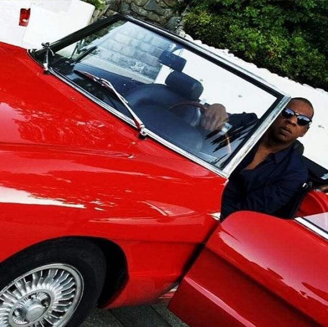 画像2: ジェイ・Z&ビヨンセご自慢の名車アルファロメオ スパイダー!