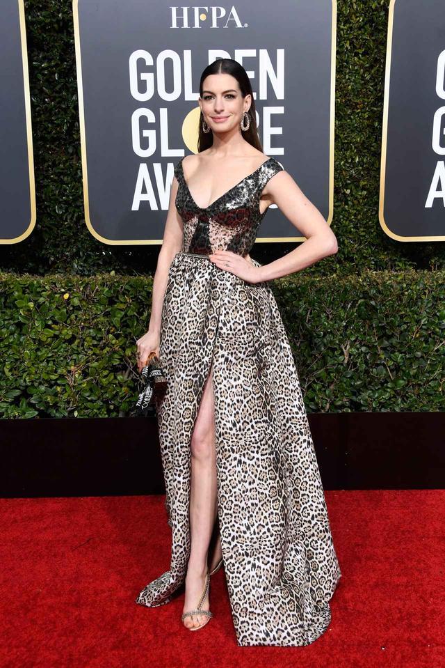 画像5: ゴールデン・グローブ賞、大物から若手まで人気セレブのドレス姿をレポート【ゴールデン・グローブ2019】