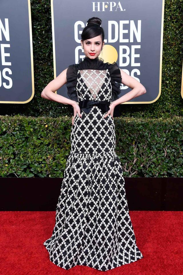 画像13: ゴールデン・グローブ賞、大物から若手まで人気セレブのドレス姿をレポート【ゴールデン・グローブ2019】