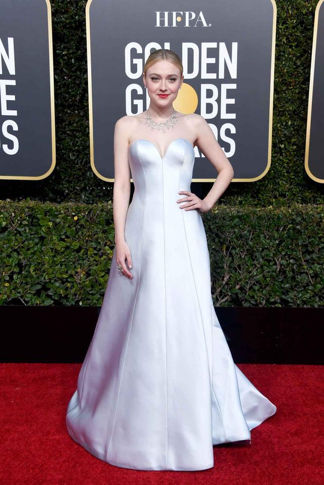 画像8: ゴールデン・グローブ賞、大物から若手まで人気セレブのドレス姿をレポート【ゴールデン・グローブ2019】