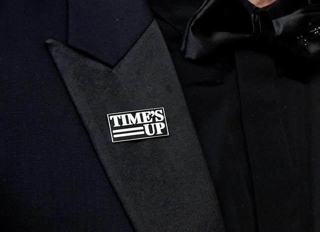 画像1: 2年連続で「Time's Up」のアクセサリー