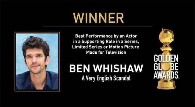画像16: Golden Globe Awards on Twitter twitter.com