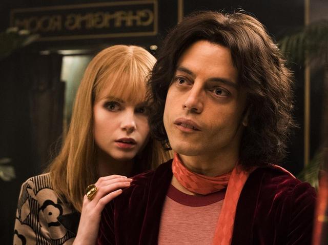 画像: 『ボヘミアン・ラプソディ』フレディ&メアリー役、私生活でもカップルだった - フロントロウ
