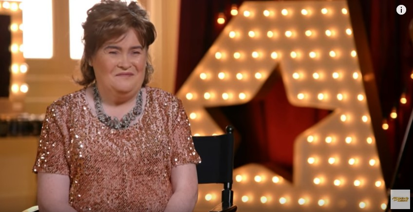画像: スーザン・ボイルが久々のテレビ出演!気になる現在の歌声は…?
