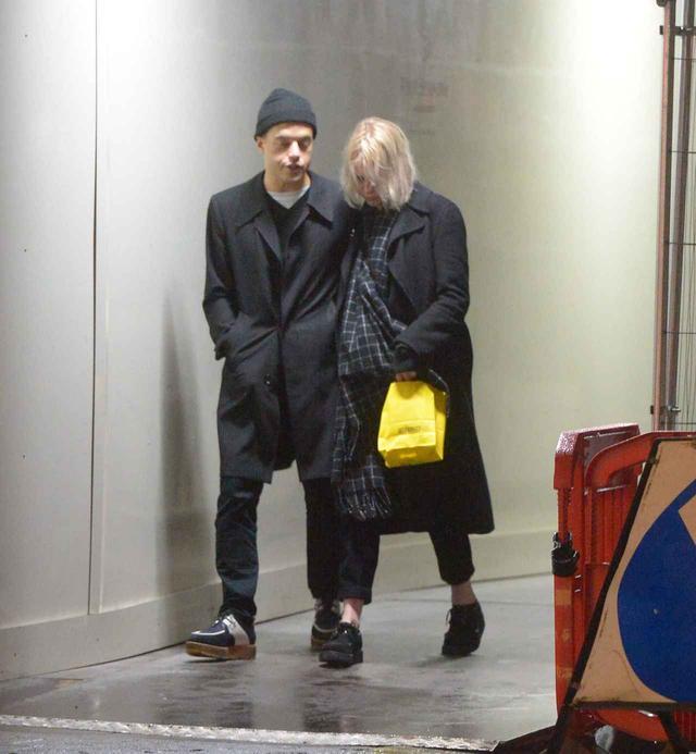 画像1: 『ボヘミアン・ラプソディ』共演カップル、プライベートを激写!