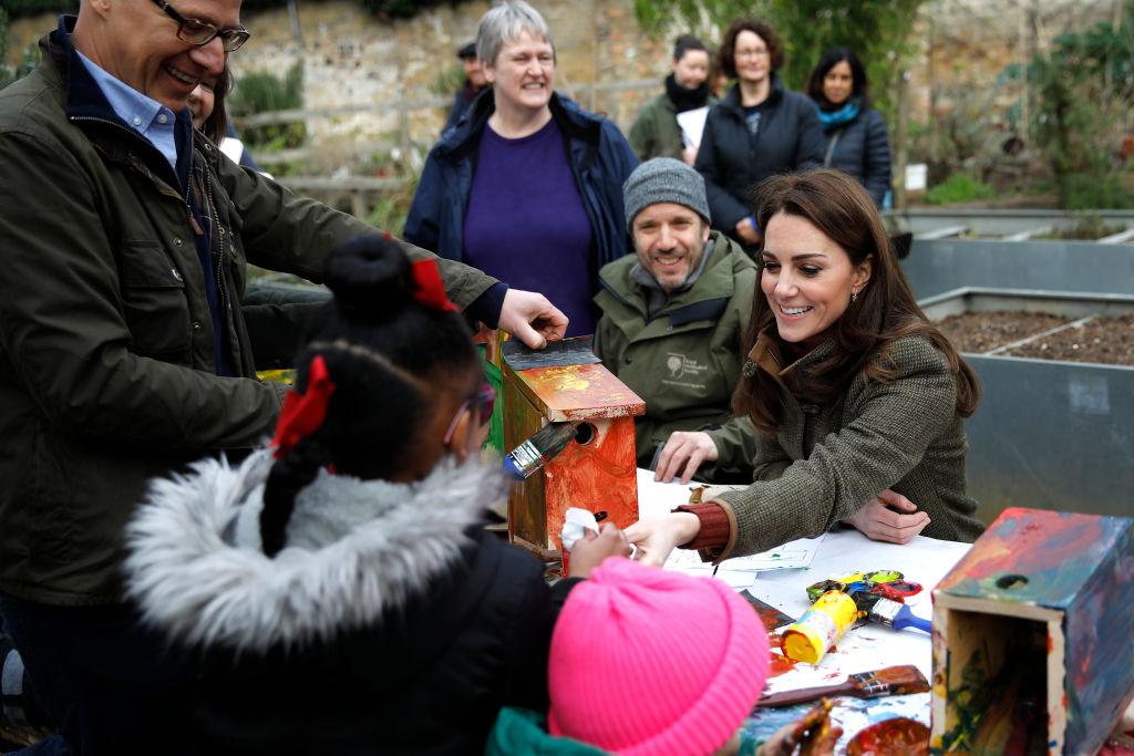 画像2: エリザベス女王はピザを食べたことがあるのか?キャサリン妃が素朴な疑問に回答