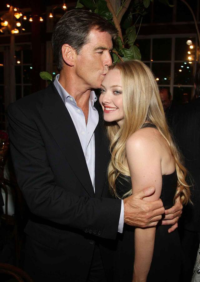 画像: アマンダが再会したのは2人の父親
