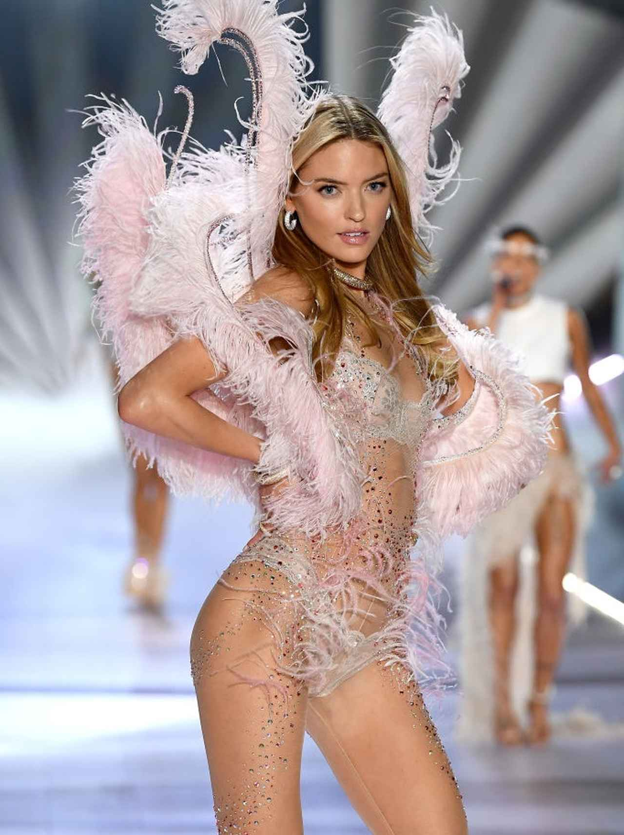 画像: 人気ヴィクシーエンジェル、モデルのキャリア11年で学んだ美容法を告白