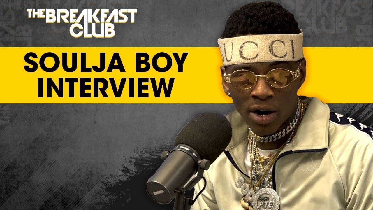 画像: Soulja Boy Drags Tyga, Drake, Kanye West & Reclaims The Best Comeback Of 2018 www.youtube.com