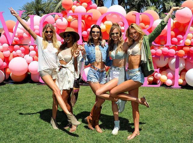 画像: 世界中の女子の憧れ、ヴィクトリアズ・シークレットのモデルたちのキャリアもロサンゼルスからスタートすることが多い。