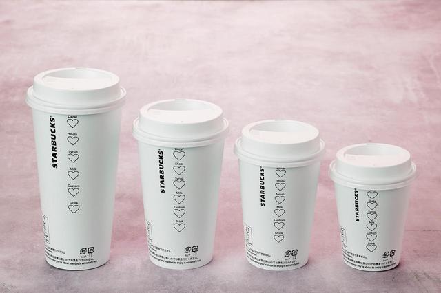 画像2: スターバックス、ハートが書かれたカップで提供中♡