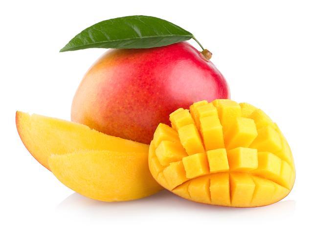 画像: 黄色=マンゴー