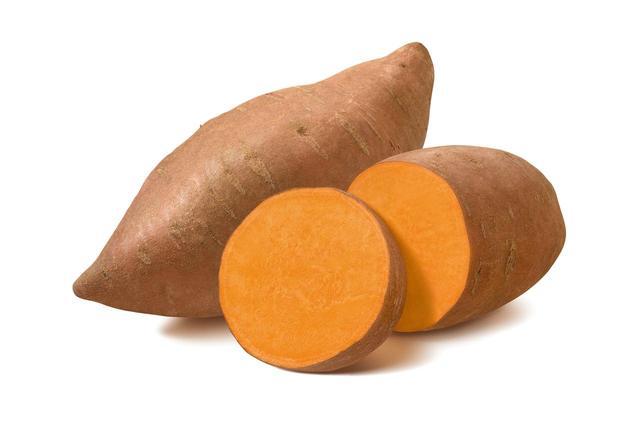画像: オレンジ=スイートポテト