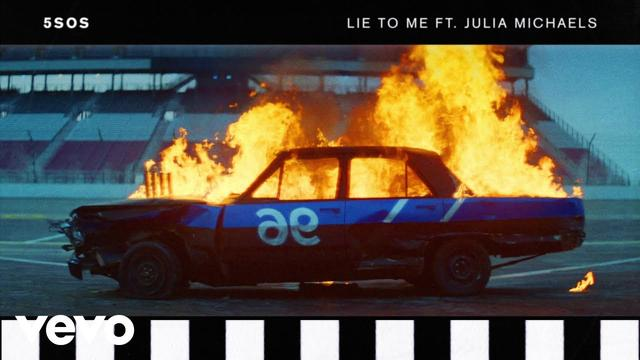 画像: 5 Seconds Of Summer - Lie To Me (Audio) ft. Julia Michaels www.youtube.com