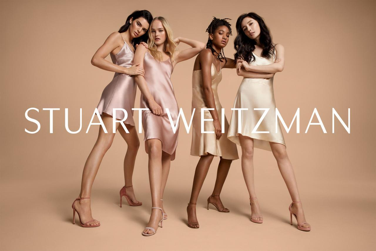 画像2: スチュアート ワイツマン・スプリング 2019ケンダル・ジェンナー、ウィロウ・スミスら⼈気モデルを起⽤