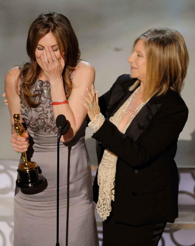 画像: 『ハート・ロッカー』で史上初めてアカデミー監督賞を受賞したキャスリン・ビグロー