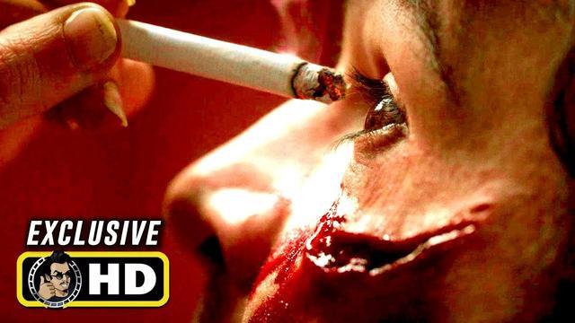 画像: PIERCING Exclusive Clip (2019) Mia Wasikowska Horror Movie HD www.youtube.com
