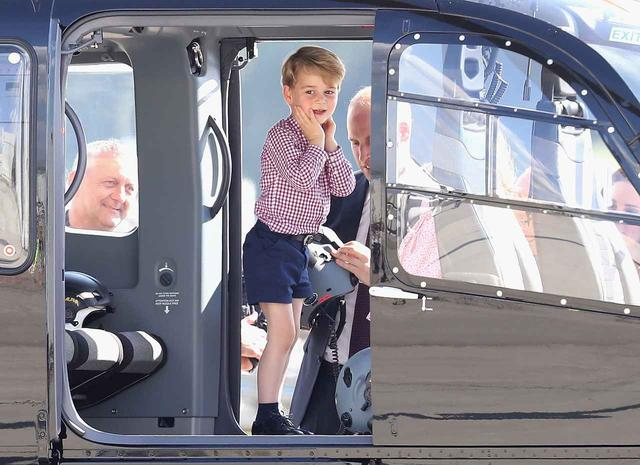 画像: ジョージ王子の名前は「ジョージ」じゃない?